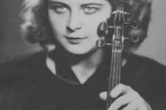Grażyna Bacewicz w 1935 roku (NAC)