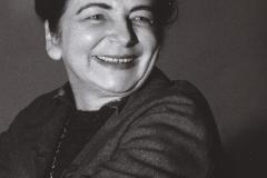Bacewiczówna na uroczystości wręczenia nagrody im. Aarona Coplanda Krzysztofowi Meyerowi, 1967, fot. Andrzej Zborski (ZKP)