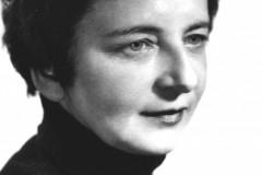 Portret Grażyny Bacewicz, 1959, fot. Benedykt Jerzy Dorys (PWM)
