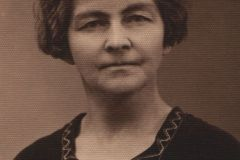 Maria Modlińska, matka kompozytorki, 1930 (PWM)