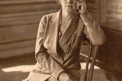 Nadia Boulanger w 1925 roku, fot. Edmond Joaillier