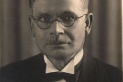 Vincas Bacevičius, ojciec kompozytorki, lata 20. (PWM)