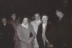 Pożegnanie z Nadią Boulanger, 1956, fot. Dionizy Gładysz (ZKP)