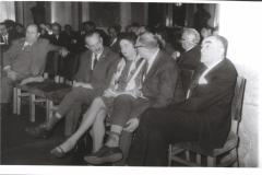 Grażyna Bacewicz na Zjeździe Prezydiów Związków Kompozytorów Krajów Socjalistycznych w Bukareszcie, 1965 (ZKP)